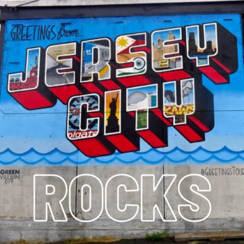 Jersey City Rocks White Eagle Hall III